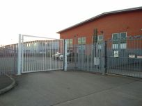 Unit 3, premises of Heckler and Koch in Nottingham